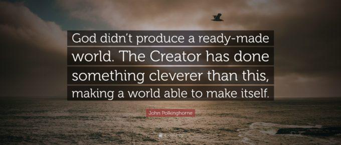 John Polkinghorne Quotes